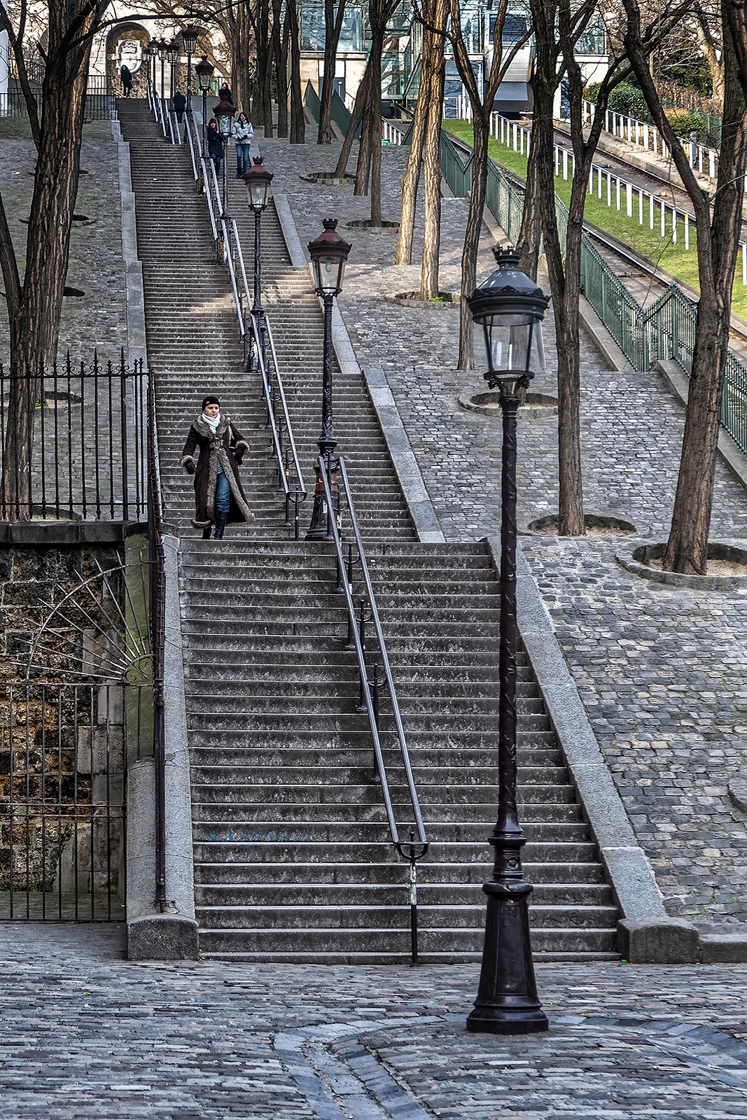 steps to sacre coure bapc